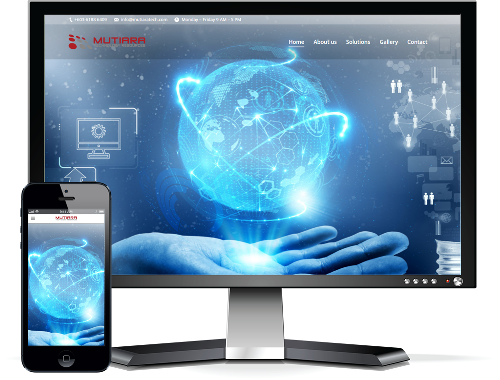 Web Solution Web Solution responsive