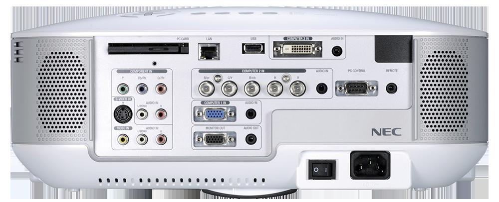 NEC Projectors NEC Projectors nec NP1000 2000 5